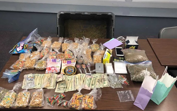 Dominicanos usaban redes sociales para venderles dulces y golosinas con  marihuana a niños en Lawrence