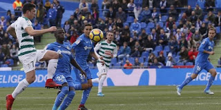 Eibar vs Getafe Live Streaming online Today 21.04.2018