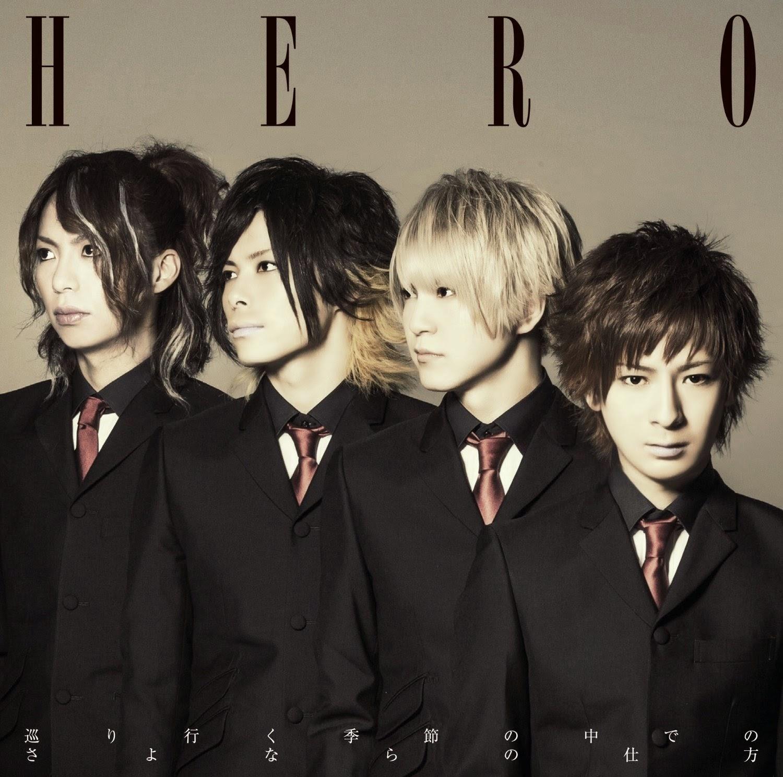 Kaze No Naka No Seesaw Game: YUME J-MUSIC DISCOGRAPHY: HERO DISCOGRAFIA