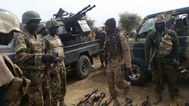 '23 soldiers' missing in Boko Haram ambush