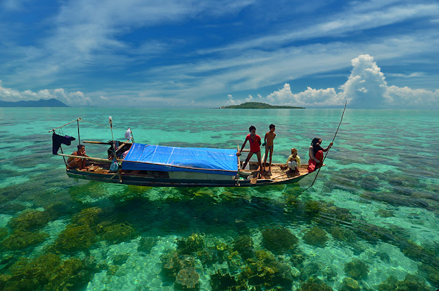 Semporna Sea Bajau Photography