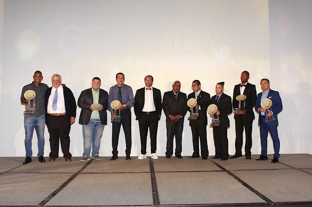 Somos Fútbol RD Gala 2017 premios a nuestro fútbol