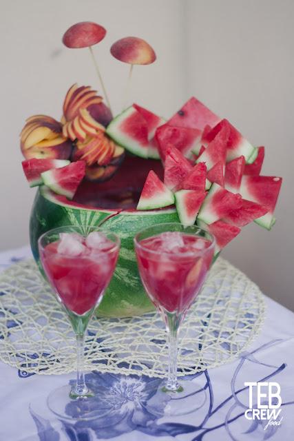 cocktail estivi a base di frutta e vino bianco italiano