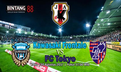 PREDIKSI SKOR Kawasaki Frontale vs FC Tokyo Tanggal 30 AGUSTUS 2017