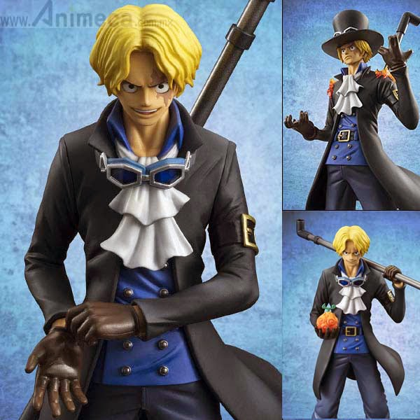 FIGURA SABO Sailing Again EXCELLENT MODEL P.O.P ONE PIECE