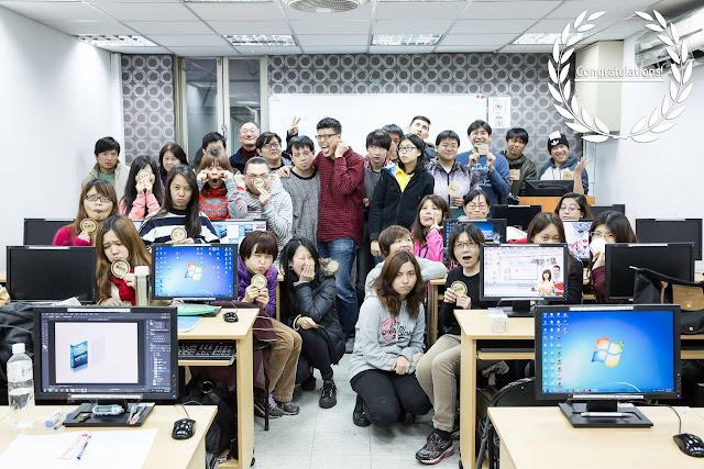 2015 職訓局-多媒體網頁美工實務班