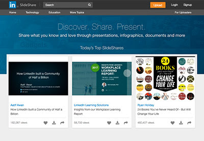 Download Dokumen Power Point / PPT di SlideShare dengan Mudah
