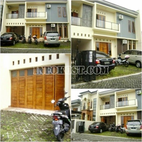 kost exclusive di babarsari