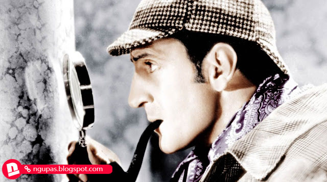 7 cara mengasah kemampuan mu memecahkan masalah kayak Sherlock Holmes