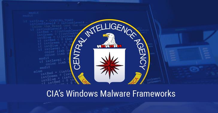cia-windows-malware