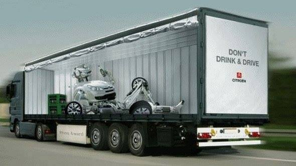 Funny Truck Ads!