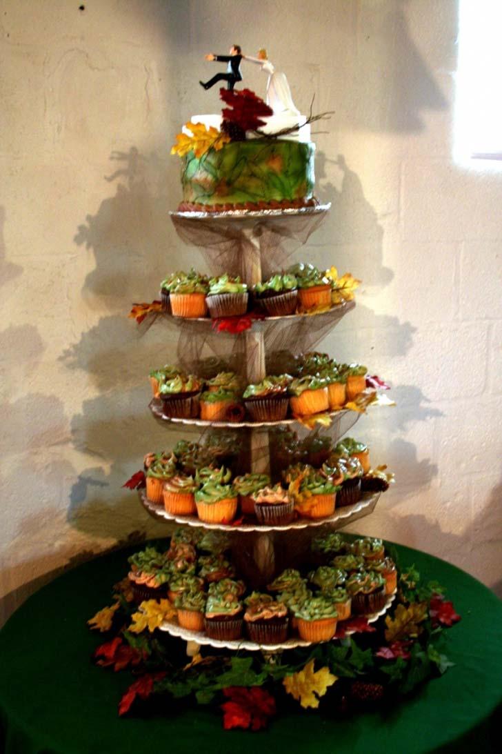 Top 5 Camo Wedding Cakes | Cake Magazine