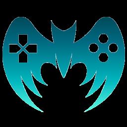 logo kelelawar gaming
