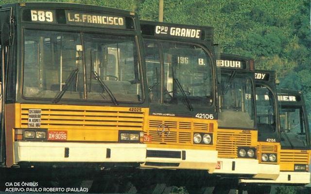 Corredores Cariocas - Avenida Brasil - Troncal 301 - BRT Transbrasil