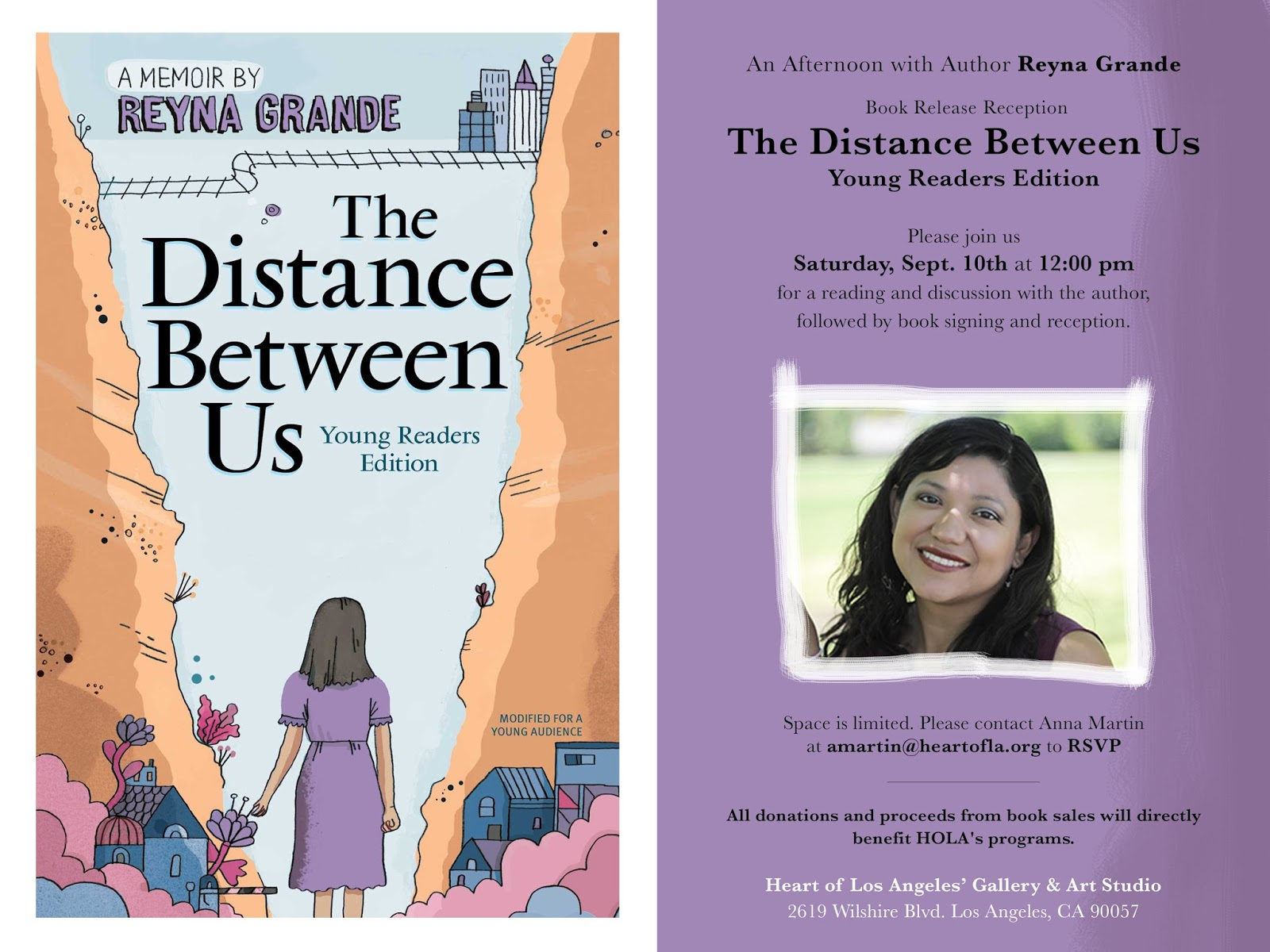 the distance between us reyna grande essay writer