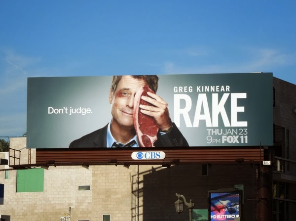 Rake series premiere billboard