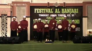 Mp3 Sholawat Dhoharoddin - Ala Sayyidina (Festival Al Banjari Asmoro Qondi 2016)