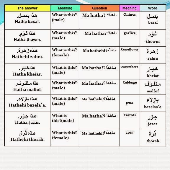 How to say hello in Arabic - How to write nice meet you in