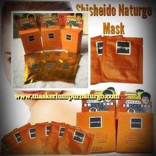 agen masker lumpur naturgo asli