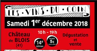 blog vin Beaux-Vins événement sortie salon œnologie dégustation décembre les vins du coin