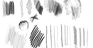 Best pencil brushes - Brushes for Ps