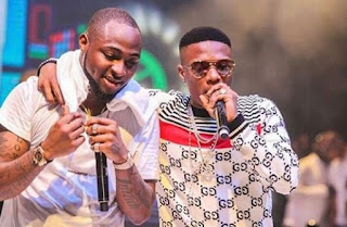 'Baba go and sleep'! Davido and Wizkid blast's troll who tried to bring back their beef
