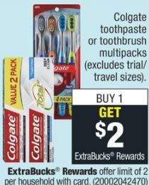 Colgate CVS deal 5-12-5-18