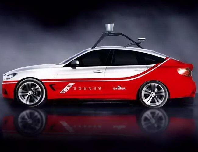 Tinuku China gave Baidu the green light to lead self-driving globally