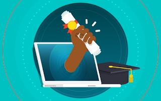 O que é uma (plataforma online de ensino)? Como fazer cursos a distância nela?