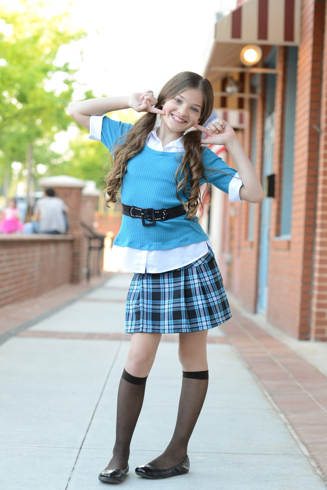 Uphyd school gym uniforms navy style teen girls sleeveless sailor suits summer school dress