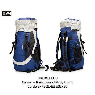 Tas Carrier | Tas Adventure Trekking Bromo 009