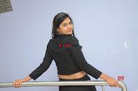Neha Deshpandey in Black Jeans and Crop Top Cute Pics Must see ~  Exclusive Galleries 002.jpg