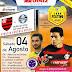 Neto Caraúbas e Ronaldo Angelim ex-flamengo, estará na cidade de Assú no próximo Sábado com jogo festivo.
