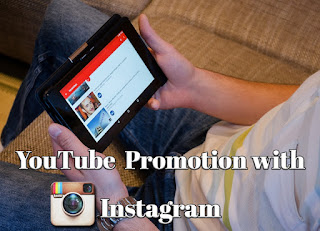 How to promote your youtube channel with instagram in hindi
