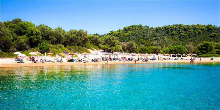 Offerta vacanze Skiathos Grecia agosto 2017