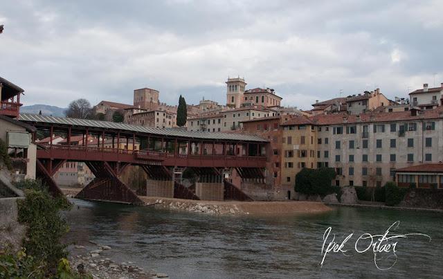 Bassano del grappa - italya - seyahat gezi
