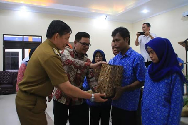 GSVL Dampingi Komisi VIII DPR RI Kunjungi Panti Tunanetra di Paal IV