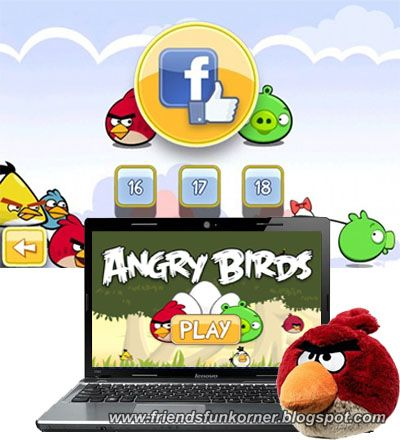 How to Play Angry Birds online for free on Google Chrome ...