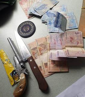 Porte ilegal de arma de fogo,