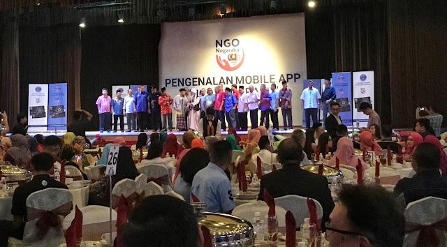 30000 Ahli NGO & Koperasi Seluruh Malaysia Terima Kad Digital NGO Negaraku