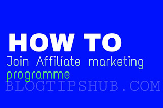 How to join affiliate marketing programme hindi mein jankari