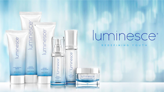 Serum Luminesce adalah serum Anti Aging