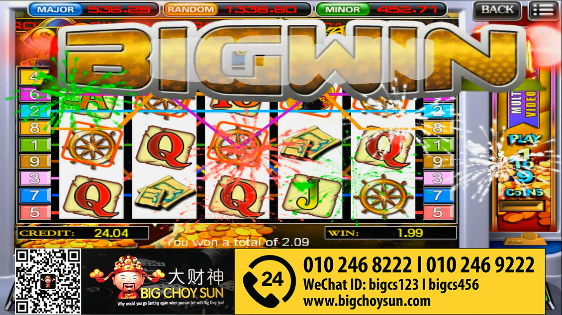 Play Captains Treasure Slots Online at Casino.com Canada