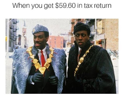 Tax Season prep