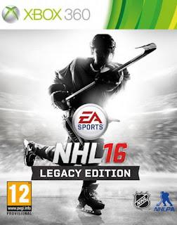 NHL: Legacy Edition (X-BOX 360)