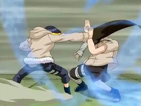 Neji vs Hinata