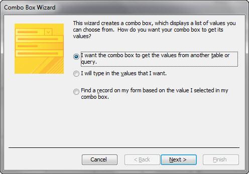 theDBguy's Access Blog: Combobox Wizard