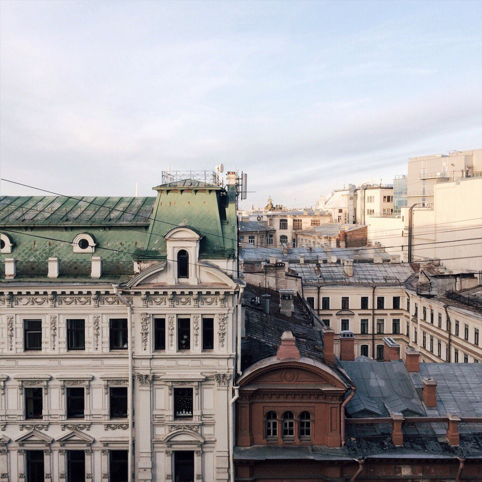 St. Petersburg   Nevsky Grand Hotel   Travel Blogger