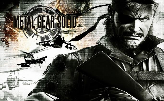 Metal Gear Solid Peace Walke PSP Iso