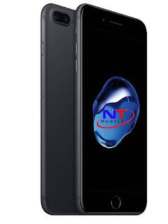 Giá iPhone 7 Plus Black Đài Loan là bao nhiêu tiền